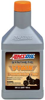 AMSOIL VTWIN KIT oil change 20W50 full synthetic oil