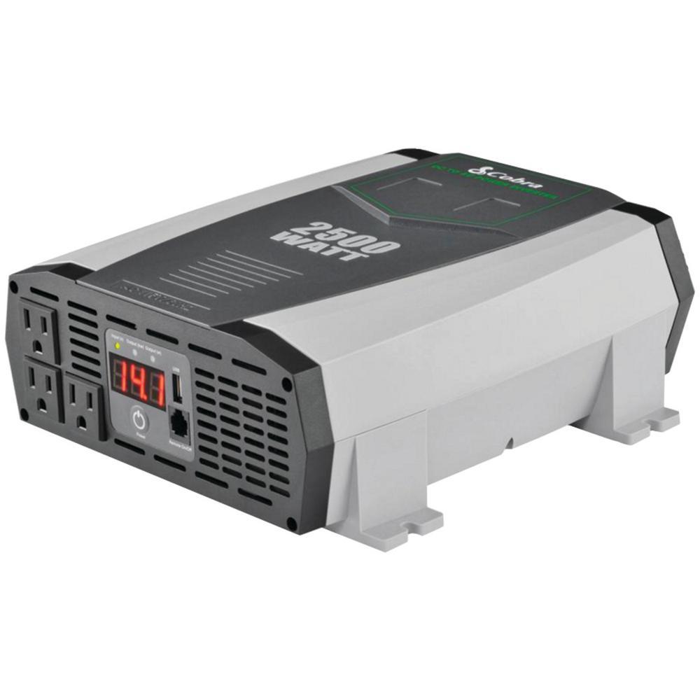 Power Inverter for Truckers