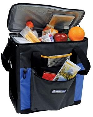 travel cooler for trucker