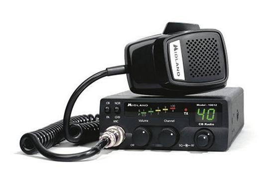 Midland CB Radio review for truckers
