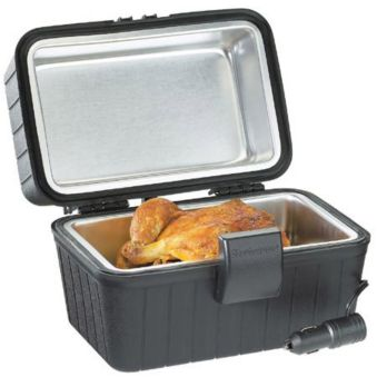 portable food warmer for trucker