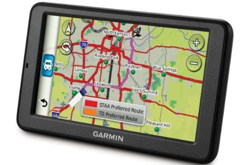 GPS Tablet for Truckers