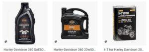 FAQ regarding Harley Davidson Oil